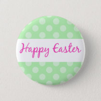 Happy Easter Button