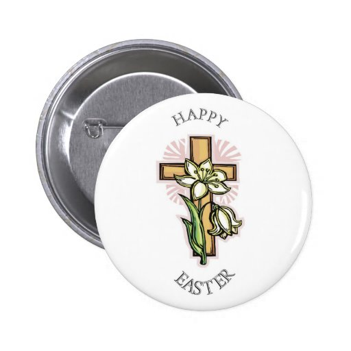 Happy Easter Button! Pinback Button