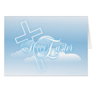 Happy Easter Stationery Note Card