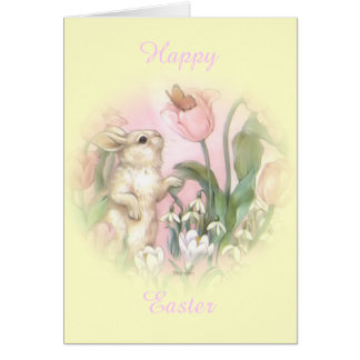 Happy Easter Card (Blank)
