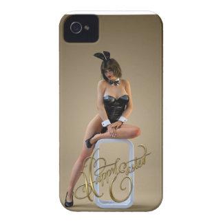 Happy Easter Carlotta iPhone 4 Case