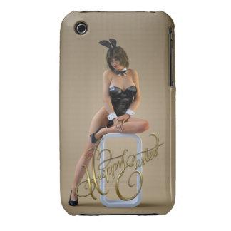 Happy Easter Carlotta Case-Mate iPhone 3 Case
