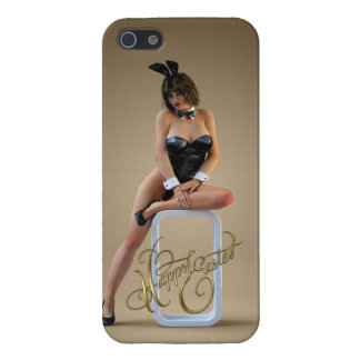 Happy Easter Carlotta Case For iPhone 5/5S