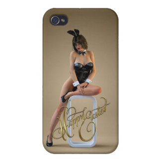 Happy Easter Carlotta iPhone 4 Covers
