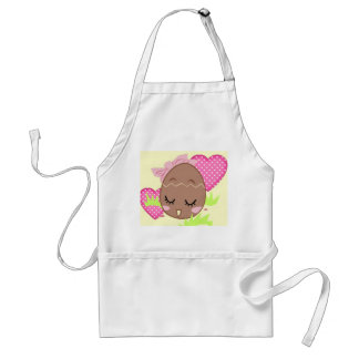 Happy Easter chef apron