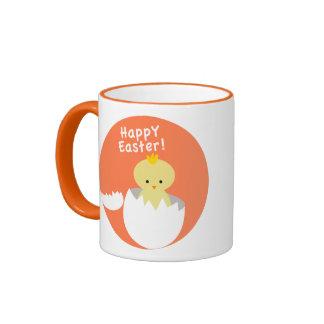 """Happy Easter! Chick"" Coffee Mug"