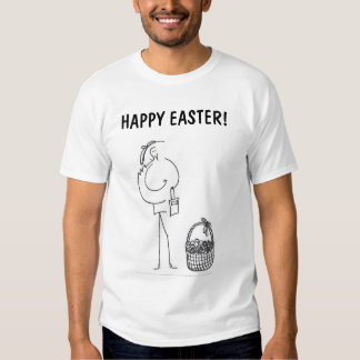 Happy Easter Chick  T-Shirt