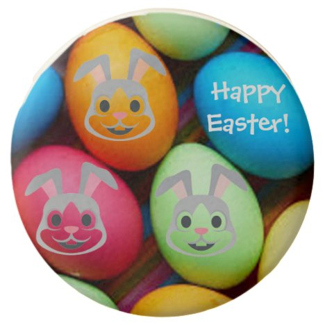 Happy Easter Chocolate Covered Oreo