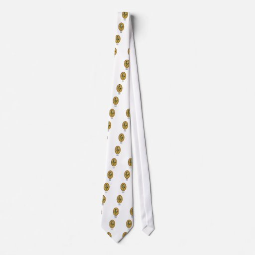 Happy Easter Christ Image Canterbury Gold The MUSE Tie