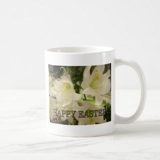 Happy Easter Classic White Coffee Mug