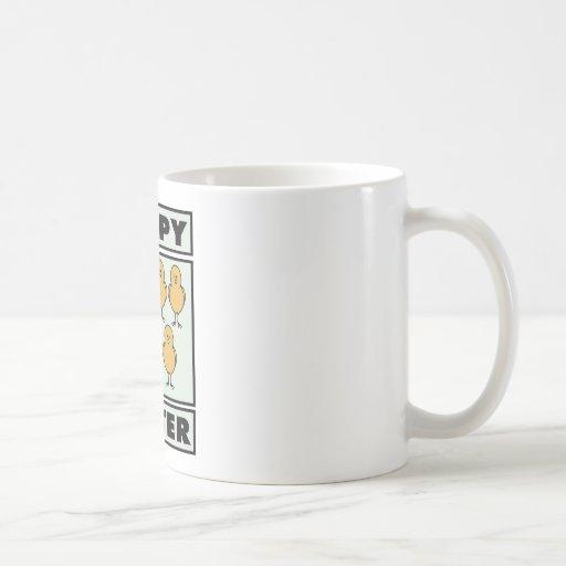 Happy Easter Coffee Mugs