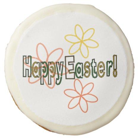 Happy Easter- cookies