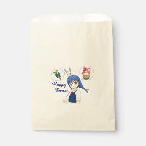 Happy Easter (Costumizable) Favor Bag