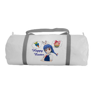 Happy Easter (costumizable) Gym Bag
