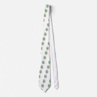 Happy Easter! Cute Bunny Couple Neck Tie