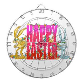 Happy Easter. Dartboard