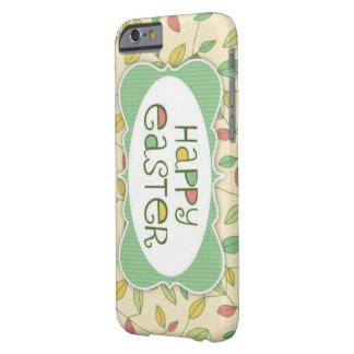 Happy Easter Design Barely There iPhone 6 Case