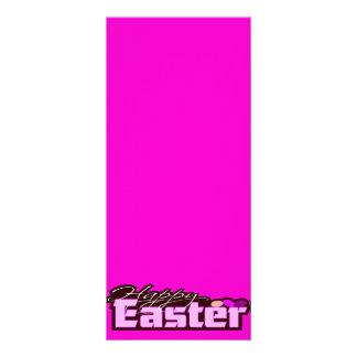 HAPPY EASTER DESIGN RACK CARD
