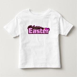 HAPPY EASTER DESIGN TODDLER T-SHIRT
