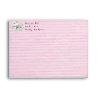Happy Easter Dogwood Blossoms - Cornus florida Envelope