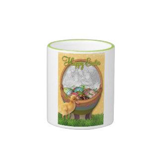 Happy Easter Duckling Mugs