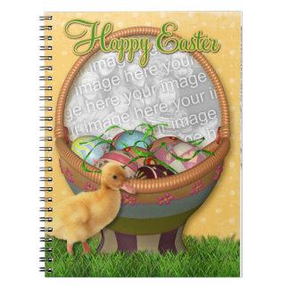 Happy Easter Duckling Notebook