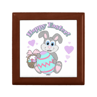 Happy Easter! Easter Bunny Jewelry Box