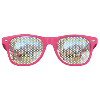 Happy Easter! Easter Bunny school 02.0.T Retro Sunglasses