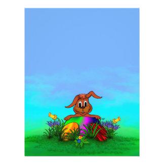 Happy Easter! Easter Rabbit Flyer