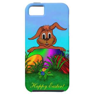 Happy Easter! Easter Rabbit iPhone SE/5/5s Case