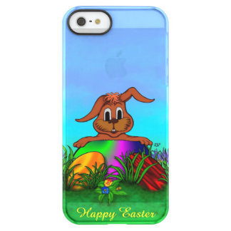 Happy Easter! Easter Rabbit Permafrost® iPhone SE/5/5s Case