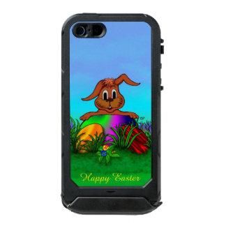 Happy Easter! Easter Rabbit Waterproof iPhone SE/5/5s Case