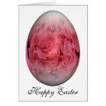 happy easter egg azalea card
