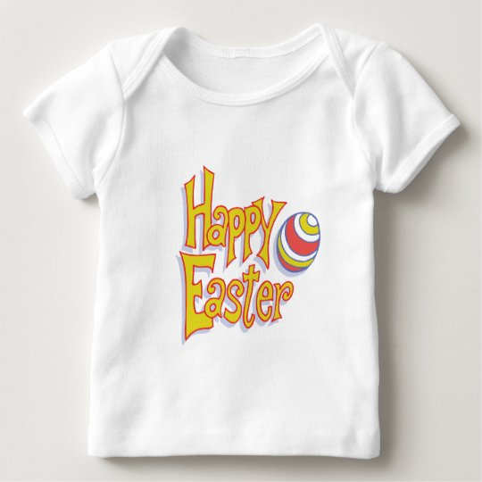 Happy Easter Egg Baby T-Shirt