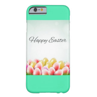 Happy Easter Egg Design Barely There iPhone 6 Case