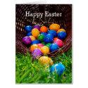 Easter Egg Hunt Basket Photo