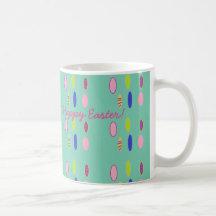 Happy Easter! Egg Mug Basic White Mug