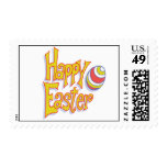 Happy Easter Egg Postage