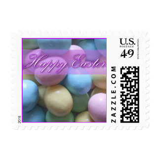 Happy Easter eggs Postage
