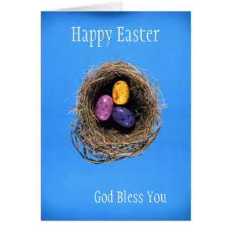 Happy Easter Family/Friend Greeting Cards