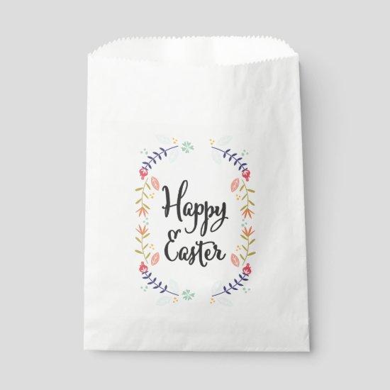 Happy Easter Favor Bag