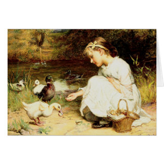 Happy Easter. Fine Art Customizable Easter Cards