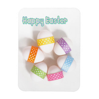 Happy Easter Flexible Magnet