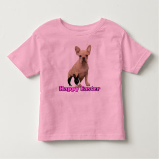 Happy Easter French bulldog Tees