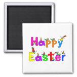 Happy Easter Fridge Magnets