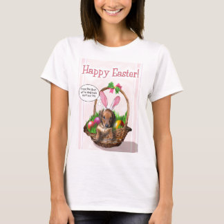 Happy Easter from a Doxie Puppy T-Shirt