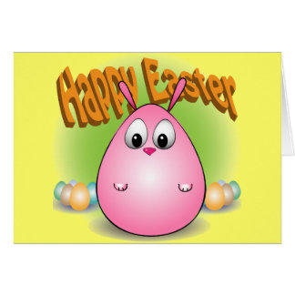 Happy Easter from giggleBunny Card