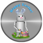 Happy Easter From Lil Robo-x9 Photo Cutouts