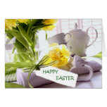 HAPPY EASTER FROM OUR HOME TO YOUR HOME GREETING CARD