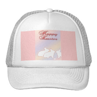 Happy Easter from the Easter Bunnies Trucker Hat